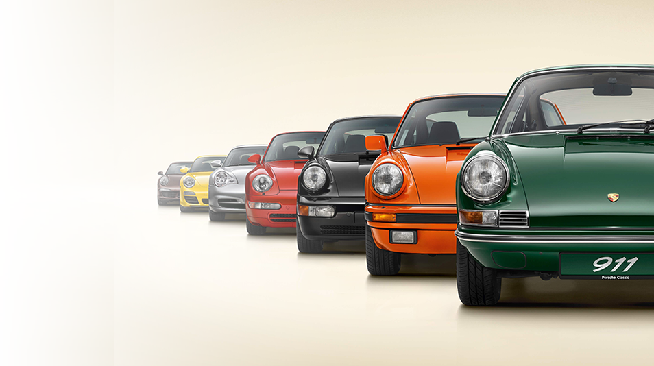 50 Years of 911